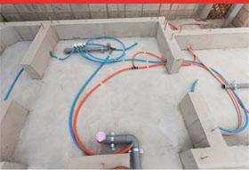 canalisations tuyaux